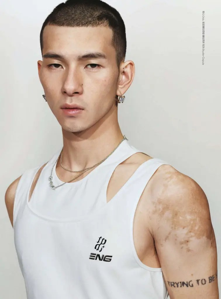 Hang Su and Jin Peng for GQ China March 2021 Editorial