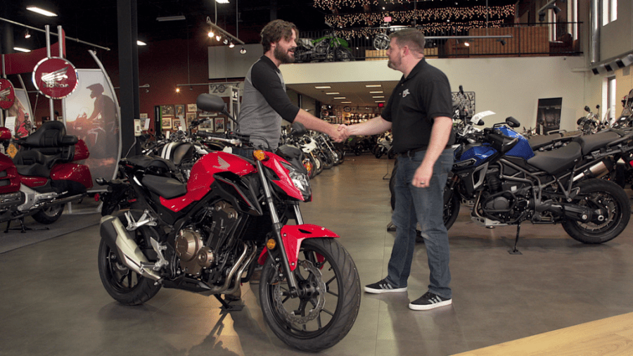 How to Choose the Right Motorcycle For Your Needs