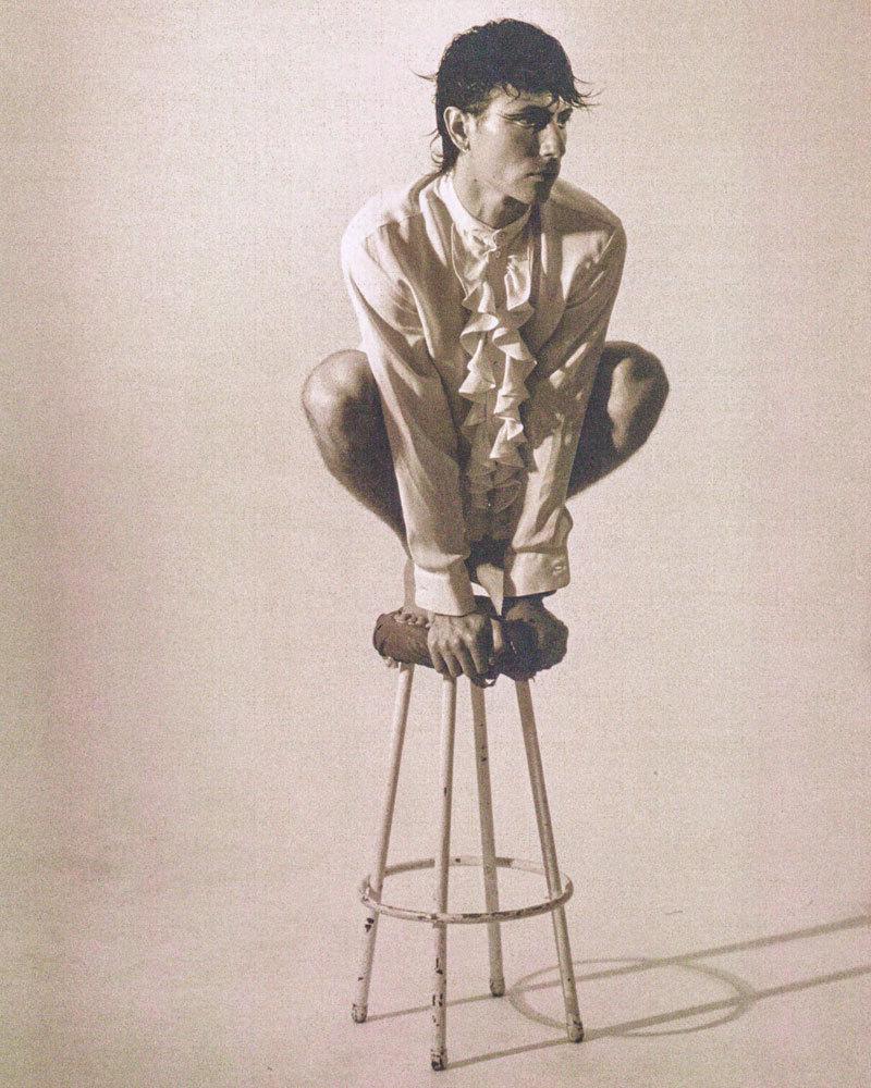 Rhys Kosakowski by Jamie Heath for Tangent