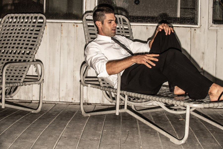 The Men Style April Issue presents Chad White by Davide Cernuschi