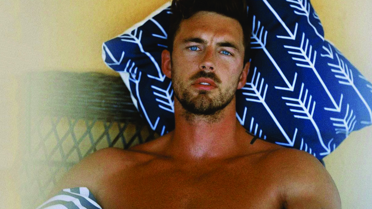 Christian Hogue by Kat Irlin cover