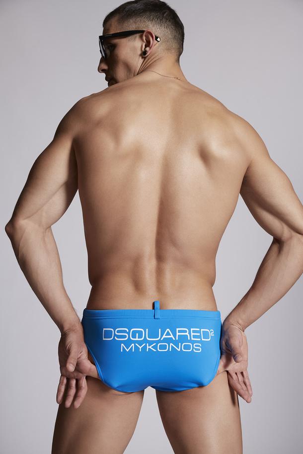 Dsquared2 Mykonos Swim Briefs