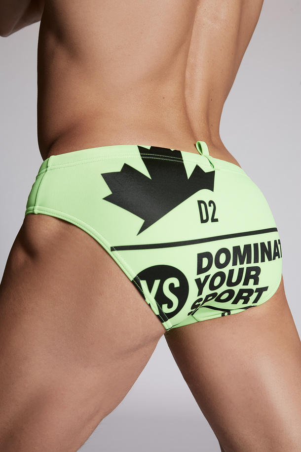 Dominate Sport Swim Briefs