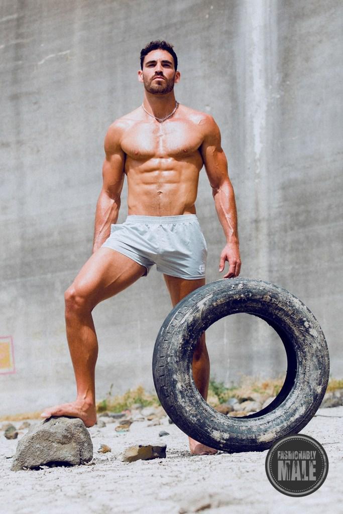 Ricardo Lorenzo by Adrian C Martin for Fashionably Male