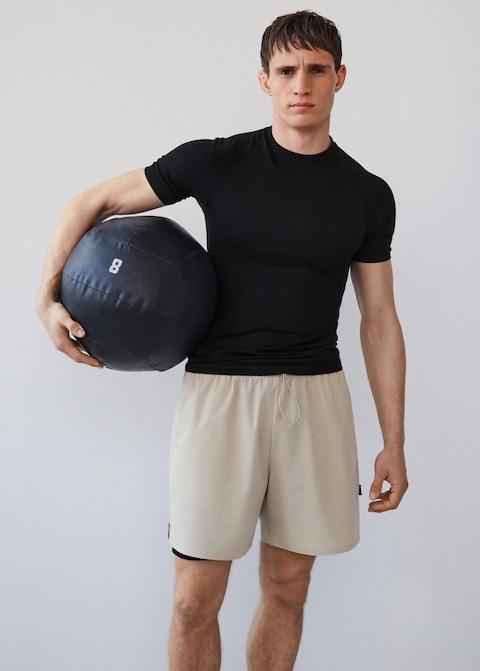 Technical sport T-shirt
