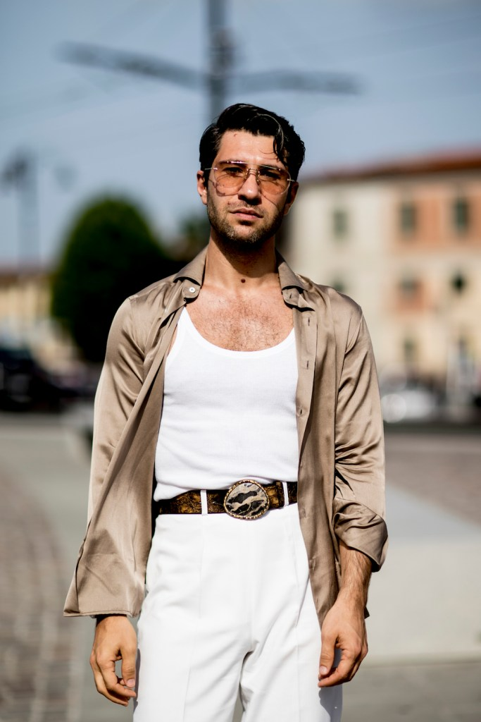 4 Timeless Men Styling Tips To Make Your Presence Felt O'clock. Credits: Vincenzo Grillo.