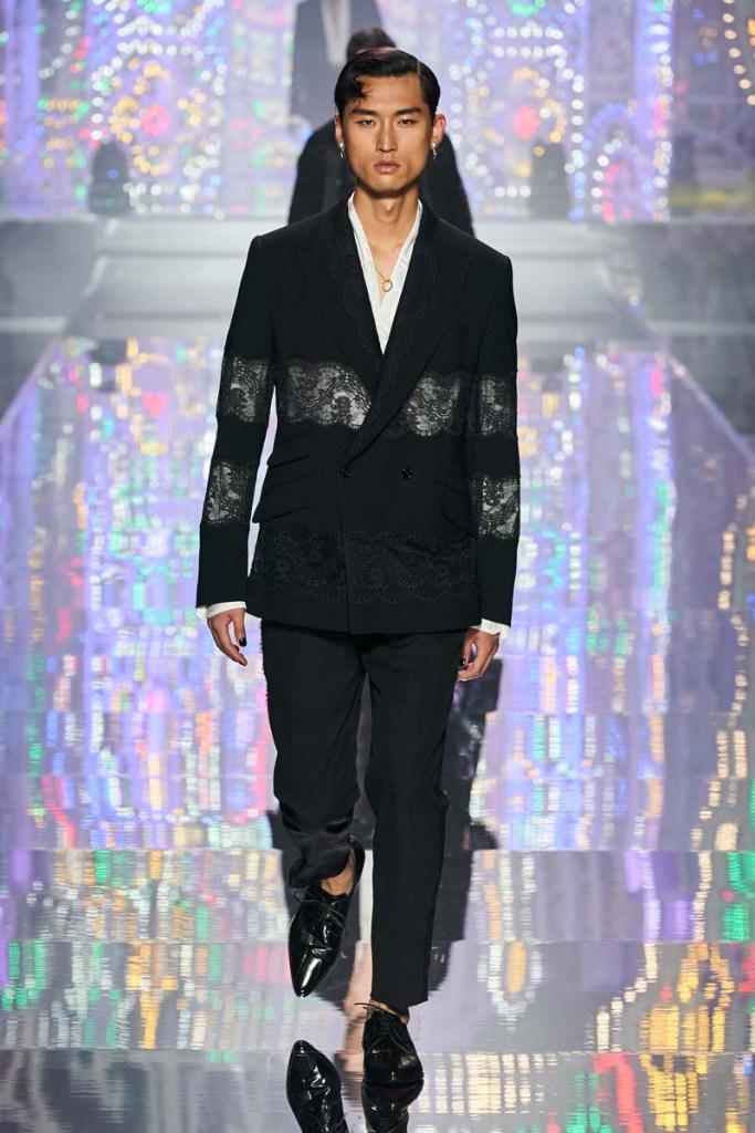 Dolce & Gabbana Menswear Spring 2022 Milan52