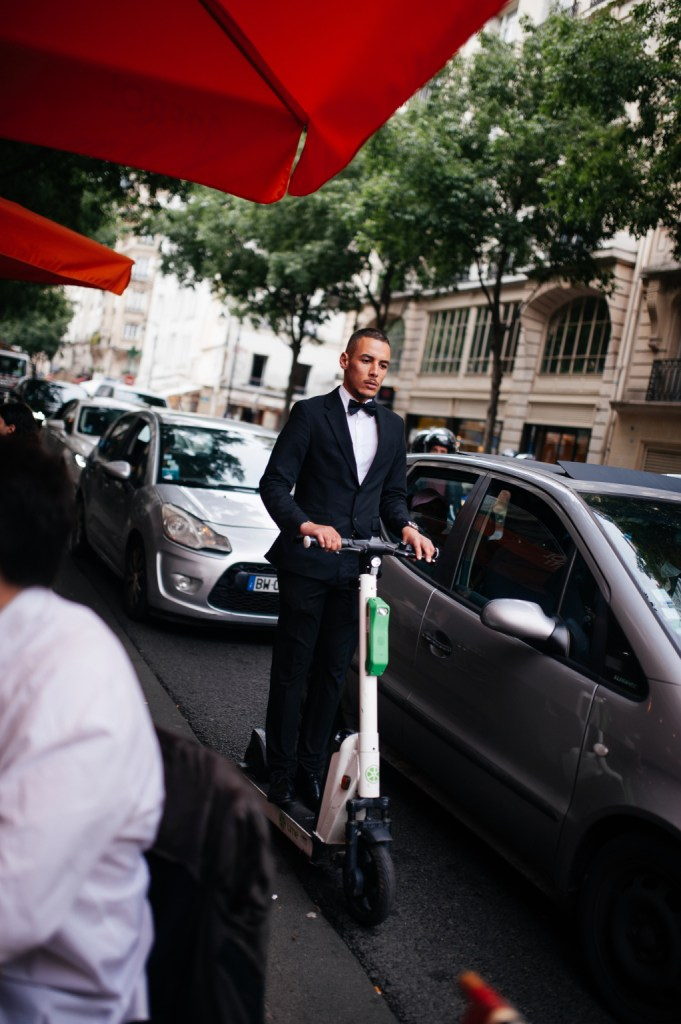 Dressing for the Casino — They Are Wearing: Paris Fashion Week Men's Spring 2022