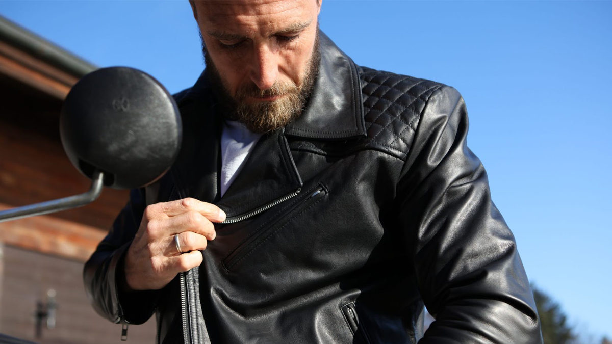 Leather Jackets; Types and Styles