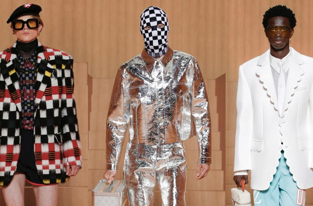Louis Vuitton Menswear Spring 2022 Paris