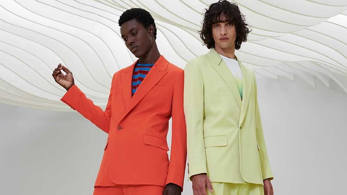 Paul Smith Menswear Spring 2022 Paris cover