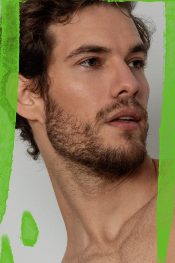 Pedro Salazar by Victor Lluncor Fashionably male Mag Pride Edition 2021