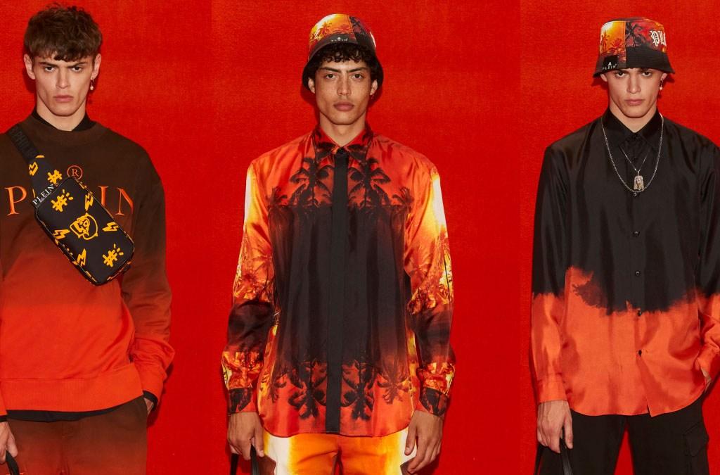 Philipp Plein Menswear Spring 2022 Milan cover