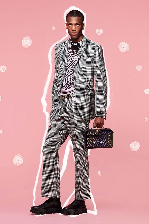 Versace Resort 2022 Collection