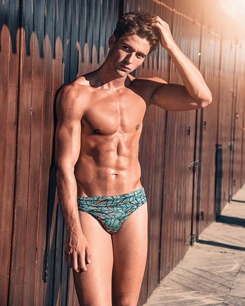 Diego Chesini by Simone Arrighi for WAPO Wear