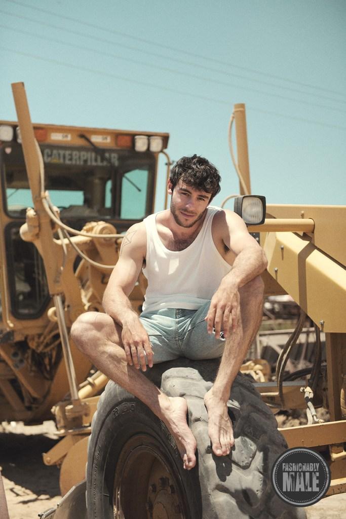 Exclusive — ˝Farmer Boy˝ Yuval by Eran Levi