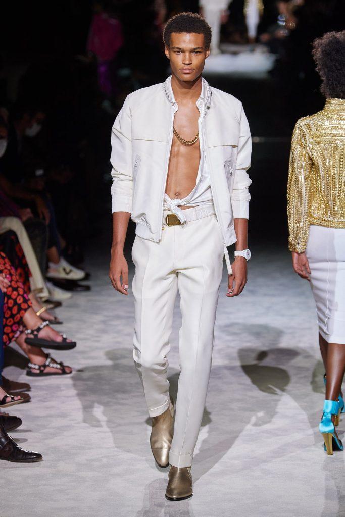 Tom Ford Menswear Ready To Wear Spring 2022 New York