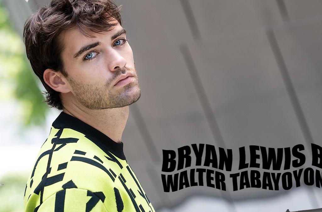 Walter Tabayoyong Introduces Bryan Lewis