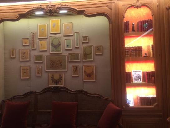 Musée dans la Boutique Cartier
