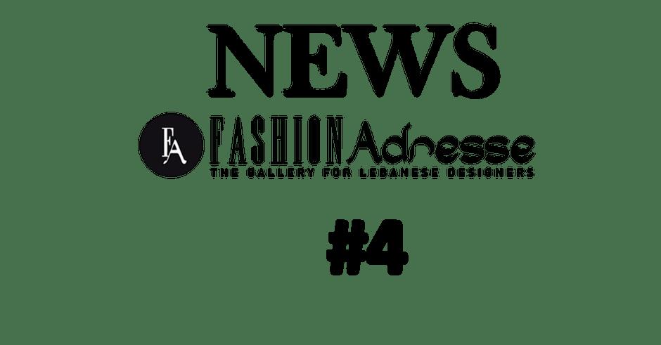 Last Fashion News in the Arab World #4