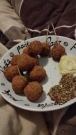 evening snacks