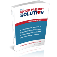 The Blood Pressure Solution by Dr. Marlene Merritt- Book Review