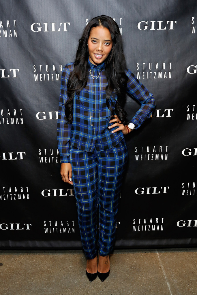 Angela Simmons - The Style Icon