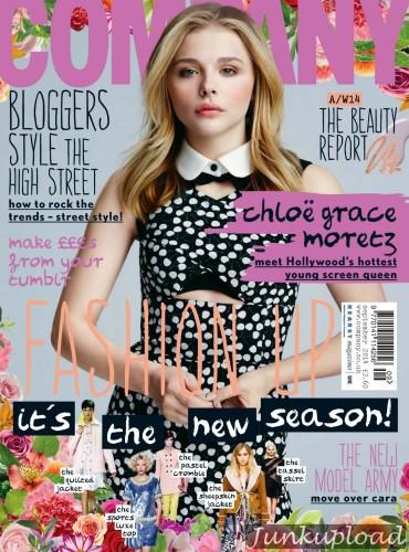 ChloeMoretzCompanyMagazineUKSeptember2014Issue1.md