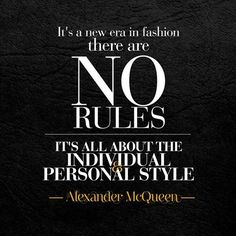 Fashion Quote