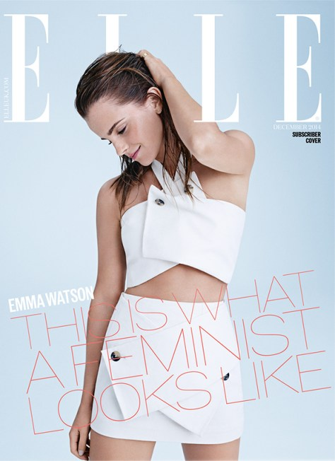 Emma-Watson-ELLE-December-2014-Issue-Subs-Cover