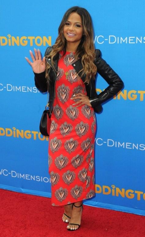 christina-milian-paddington-hollywood-premiere-dolce-gabbana-dress-1