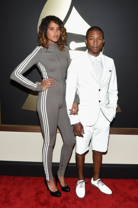 pharrell-williams-helen-lascichanh-57th-annual-grammy-awards-adidas