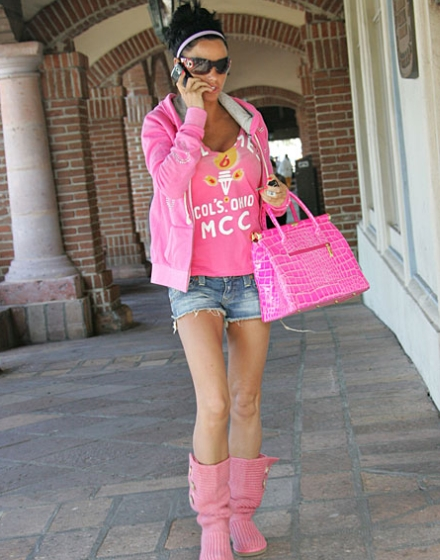 Katie Price Fashion