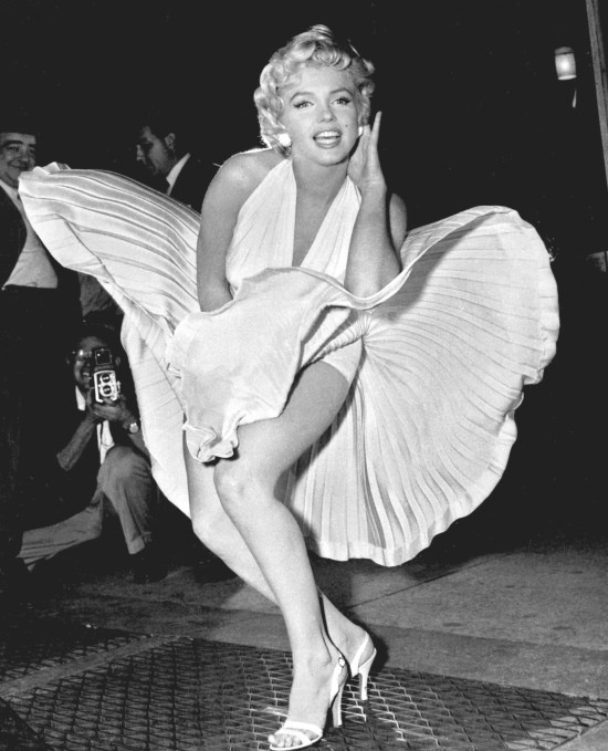 Marilyn Monroe's Shoe Secrets image