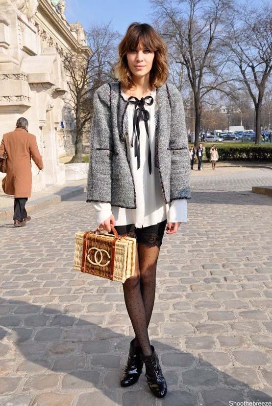The Style Icon Alexa Chung Fashionandstylepolice Fashionandstylepolice