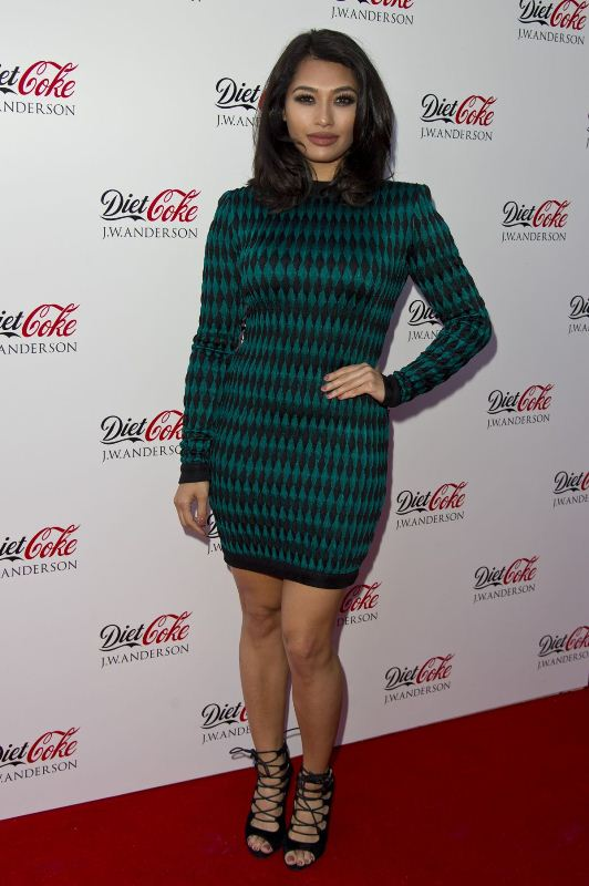 vanessa-white-at-diet-coke-j.w.anderson-launch-party-in-london-balmain