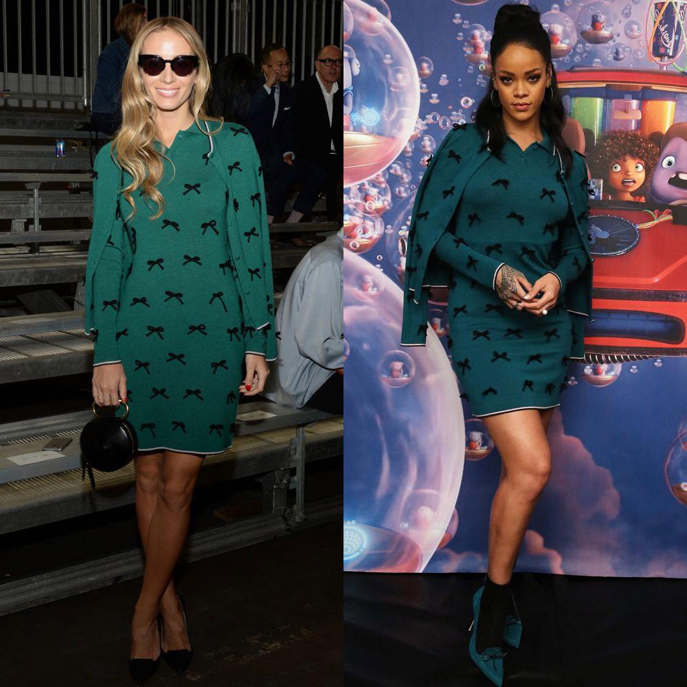 Celebrity Style Harley Viera Newton Vs Rihanna Fashionandstylepolice Fashionandstylepolice