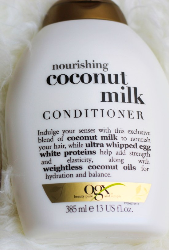 Coconut Milk Conditioner OGX