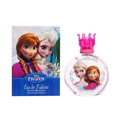 Giveaway Disney Frozen Eau De Toilette Natural Spray 100ml Fashionandstylepolice