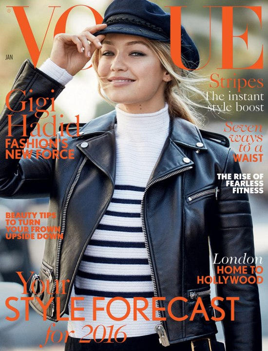Gigi-Hadid-Vogue-UK-January-2016-Cover