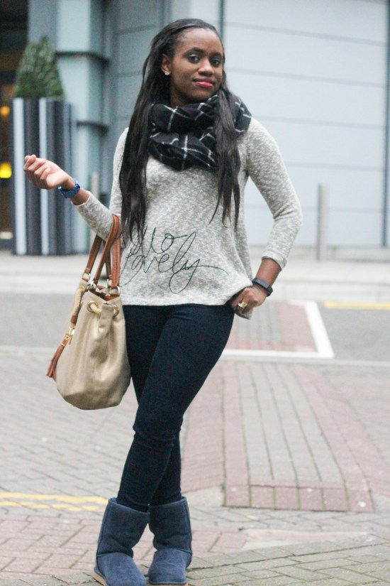 River Island Outfit Post