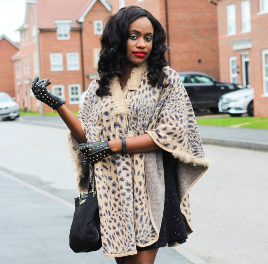 Bare Legs Outfit Post
