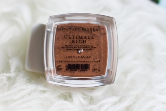 Ultimate Rich Mineral Foundation Image