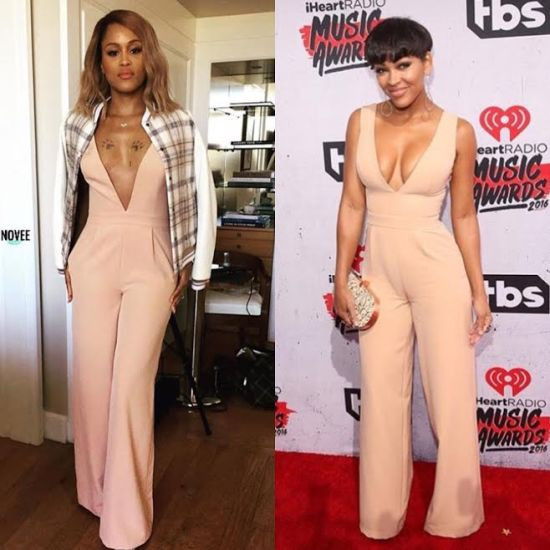 Who-Wore-it-Better-Meagan-Good-vs-Eve-in-House-of-CB-Blush-Marwa-Deep-V-Wide-Leg-Jumpsuit