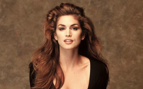 Cindy Crawford Beauty Muse