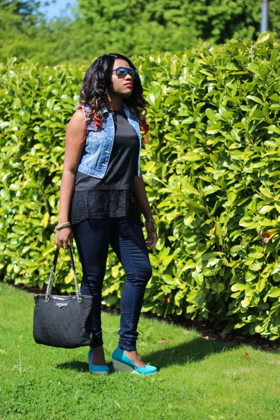 Denim Outfit Image