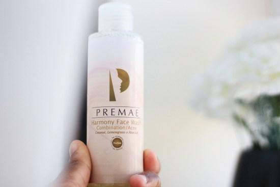Premae Vegan Harmony Face Wash Image