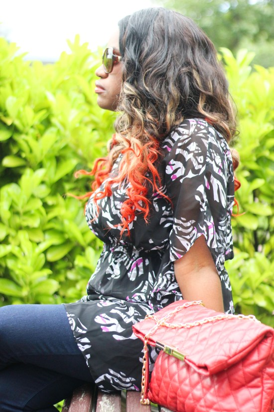 Fashion Blogger UK Outfit Picture