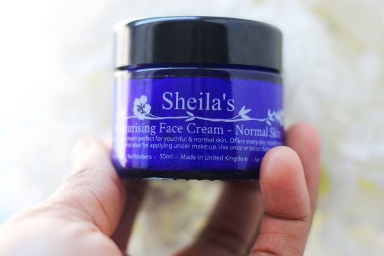 Sheila's Face Cream Image