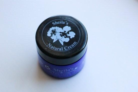 Sheila's Nourishing Face Cream Image